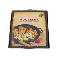Muurikka Multi Purpose Griddle Pans (48cm Diameter)