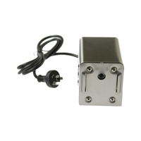 A40 Stainless Motor W/out Pin to suit BBQ Rotisserie Kit w/ Slit System SSM-3073
