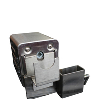 A40 Stainless Steel Rotisserie BBQ Spit Motor without Pin (30kg Capacity) with Mounting Bracket - SSM-3073A