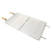 Cyprus Grill Stainless Steel Raised Grill to suit Mini Cyprus Grill -SSRG-3000