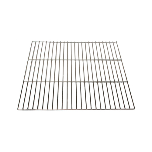 Stainless Steel BBQ Charcoal/Gas Grill (650mm x 355mm) - SSG-2020